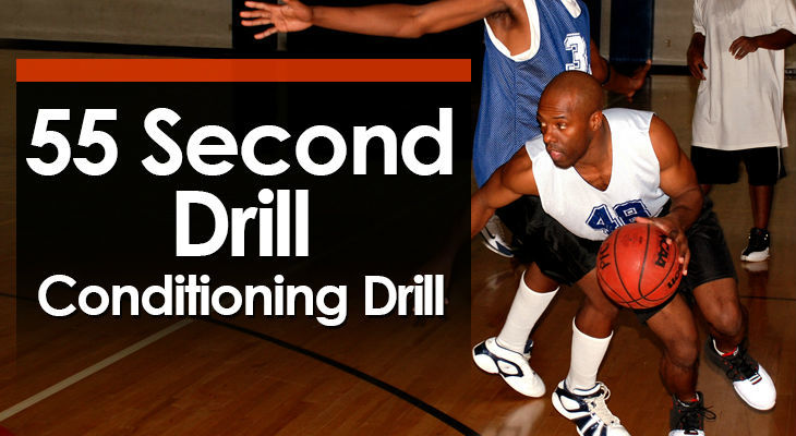 55 Second Drill Conditioning Drill feature image