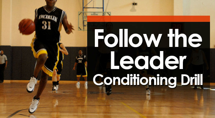 Follow the Leader Conditioning Drill feature image