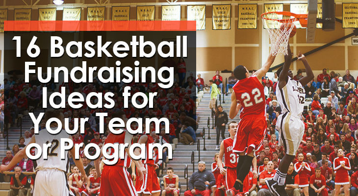 basketball-fundraising-ideas