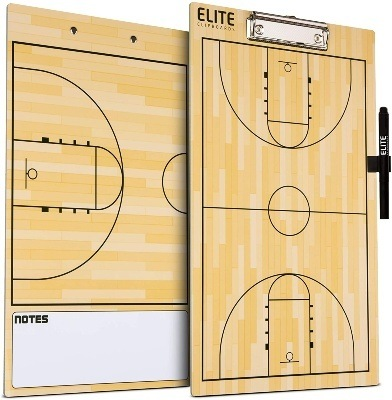 Elite Basketball Clipboard