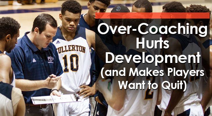 over-coaching
