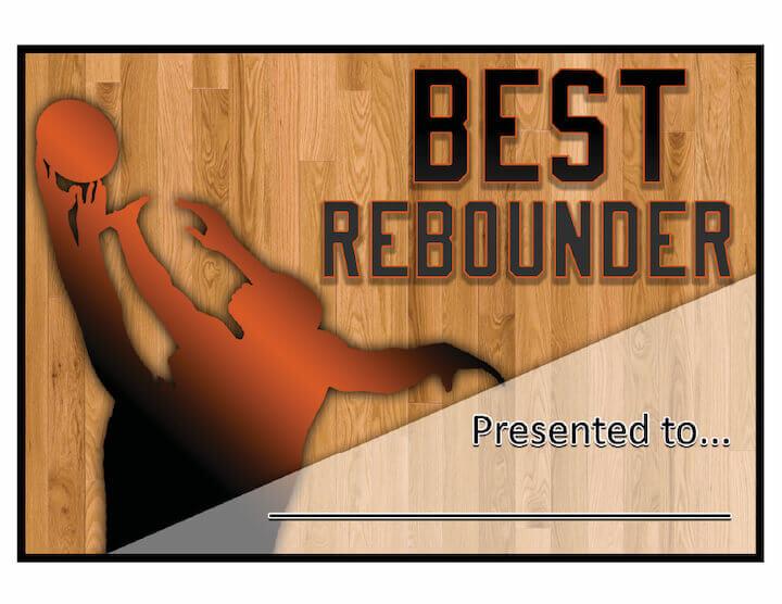 Best Rebounder Award