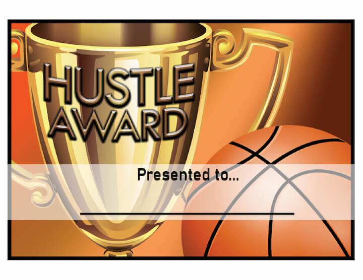 Hustle Award